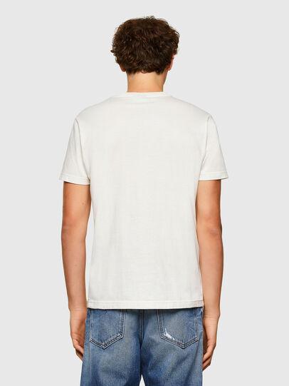 Diesel - T-DIEGOS-A5, Blanco - Camisetas - Image 2