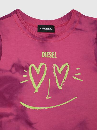 Diesel - TINTDB-R, Rosa - Camisetas y Tops - Image 3