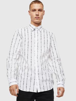 S-BARBWI, Blanco - Camisas