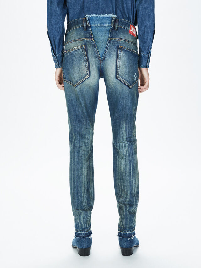 Diesel - SOPKN01, Blue Jeans - Vaqueros - Image 4
