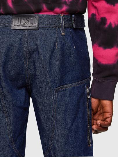 Diesel - D-KARGO, Azul medio - Pantalones - Image 5