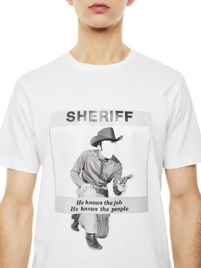 Diesel - TY-BIGSHERIFF,  - Camisetas - Image 2