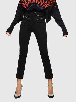 P-NIKIA, Negro - Pantalones
