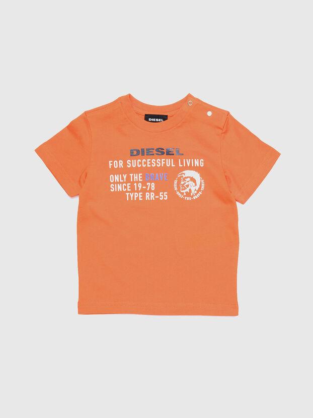 TDIEGOXB, Naranja - Camisetas y Tops