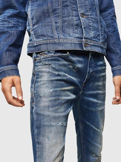 Diesel - Thommer JoggJeans 0870Q, Azul medio - Vaqueros - Image 3