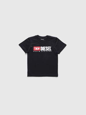 TJUSTDIVISIONB-R, Negro - Camisetas y Tops