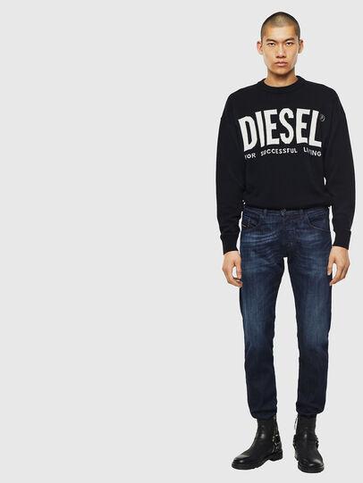 Diesel - D-Bazer 0095W, Azul Oscuro - Vaqueros - Image 5