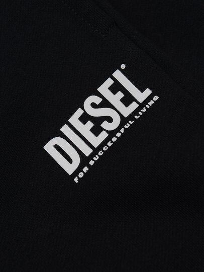 Diesel - PTARYLOGO, Negro - Pantalones - Image 3