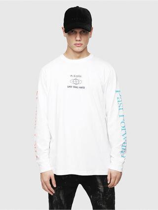 T-JUST-LS-YB,  - Camisetas