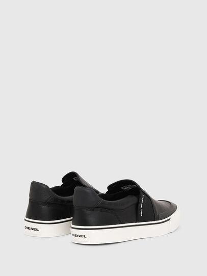 Diesel - S-FLIP SO, Negro - Sneakers - Image 3