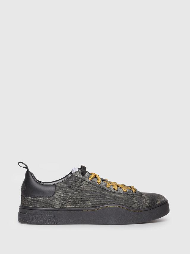 Diesel - S-CLEVER LOW, Antracita - Sneakers - Image 1