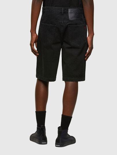 Diesel - D-MACS-SHORT, Negro - Shorts - Image 2