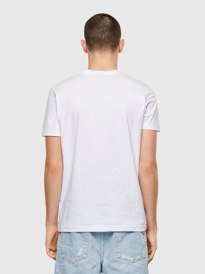 Diesel - T-DIEGOS-K41, Blanco - Camisetas - Image 2