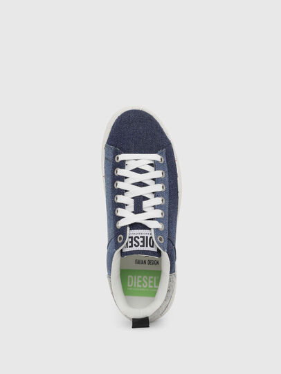 Diesel - S-CLEVER LOW LACE W, Azul - Sneakers - Image 5
