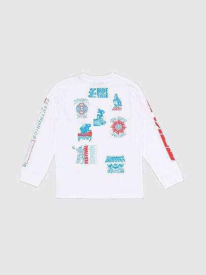 Diesel - TJUSTLSWBT,  - Camisetas y Tops - Image 2