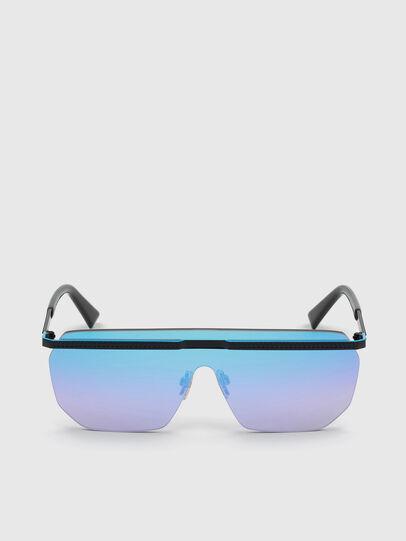 Diesel - DL0259, Azul - Gafas de sol - Image 1