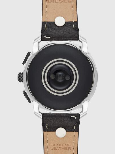 Diesel - DT2014, Negro/Plata - Smartwatches - Image 4