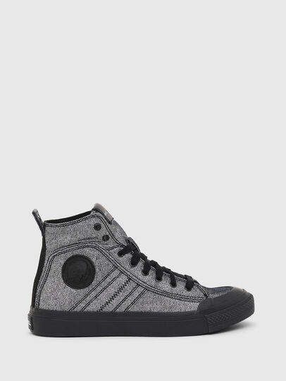 Diesel - S-ASTICO MID LACE W, Gris - Sneakers - Image 1