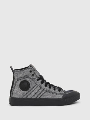 S-ASTICO MID LACE W, Gris - Sneakers