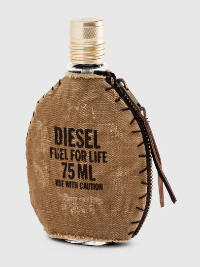 Diesel - FUEL FOR LIFE MAN 75ML, Marrón - Fuel For Life - Image 2