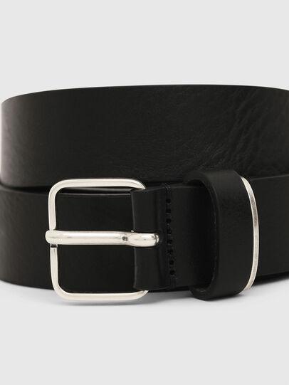 Diesel - B-GU, Negro - Cinturones - Image 2