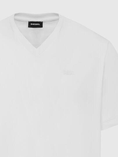 Diesel - T-CHERUBIK-NEW2, Blanco - Camisetas - Image 3