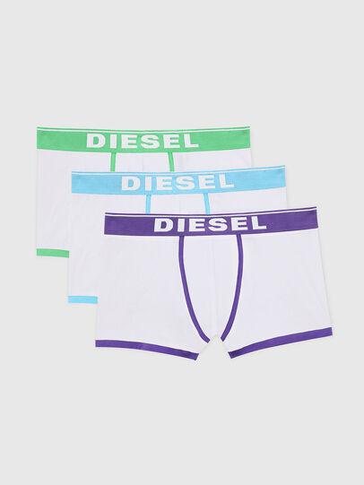 Diesel - UMBX-DAMIENTHREEPACK, Blanco - Boxers - Image 1