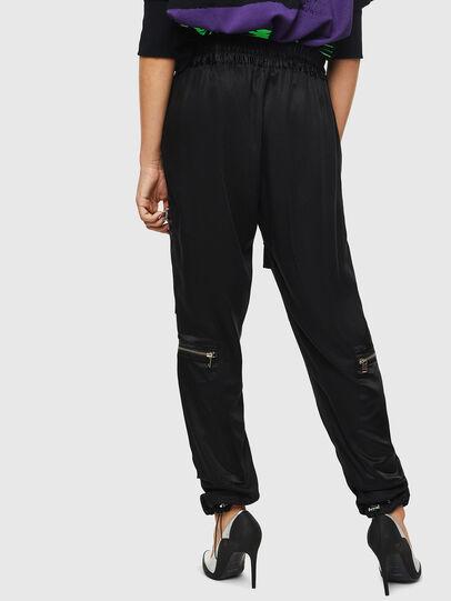 Diesel - P-LEX, Negro - Pantalones - Image 2
