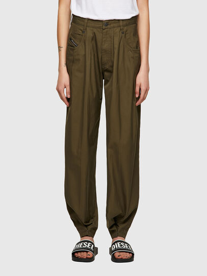 Diesel - P-JO-A, Verde Militar - Pantalones - Image 1