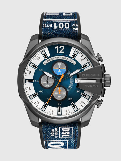 Diesel - DZ4541, Azul marino/Negro - Relojes - Image 1