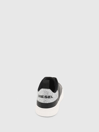 Diesel - S-CLEVER LOW LACE W, Negro/Plata - Sneakers - Image 5