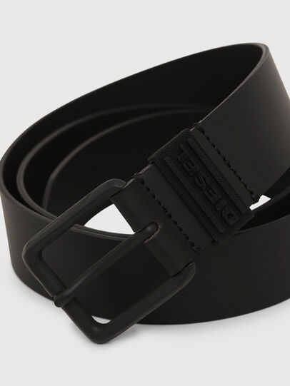 Diesel - B-RUBLO, Negro - Cinturones - Image 2