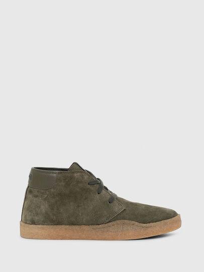 Diesel - H-CLEVER PAR DESERT, Verde - Sneakers - Image 1