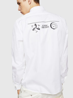 S-VEN-PRINT, Blanco - Camisas