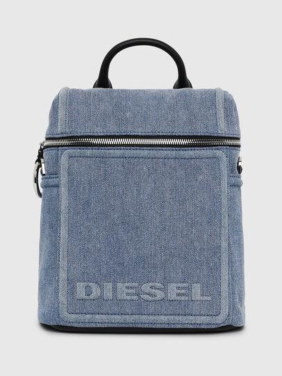 Diesel - ERACLEA II, Blue Jeans - Mochilas - Image 1