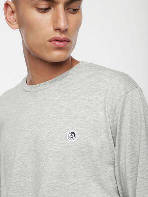 T-JUSTY-LS, Gris Claro - Camisetas