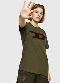 T-JUST-DIVISION-D-FL, Verde Militar