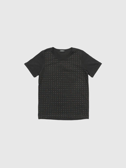 Diesel - TJNOEL, Negro - Camisetas y Tops - Image 1