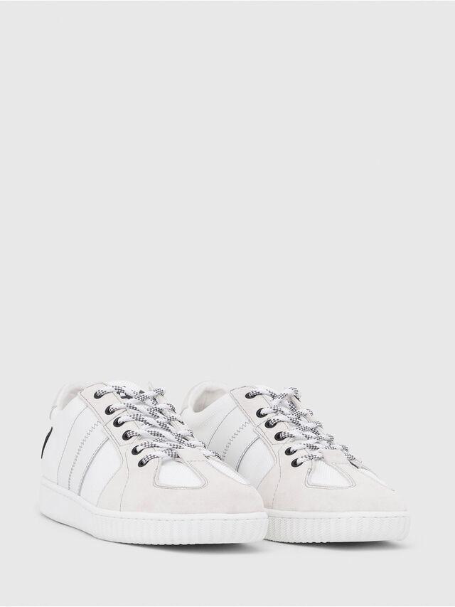 Diesel - S-MILLENIUM LC, Blanco/Rosa - Sneakers - Image 2