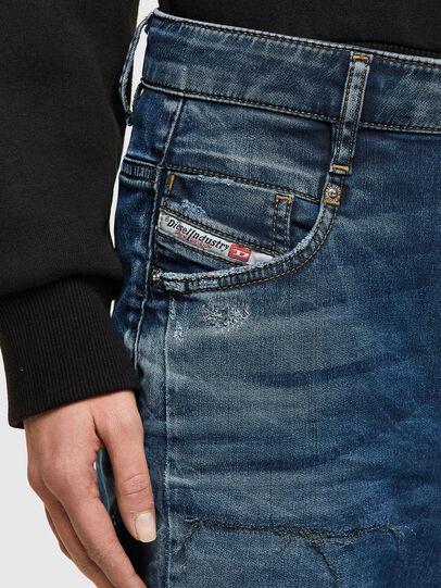 Diesel - Fayza JoggJeans® 069SZ, Azul Oscuro - Vaqueros - Image 4
