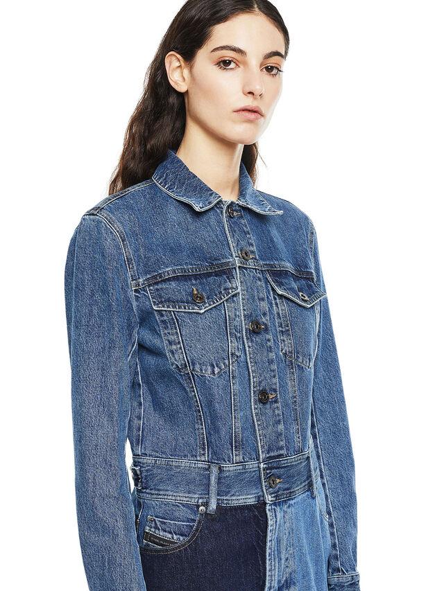 Diesel - DINAP, Blue Jeans - Vestidos - Image 5