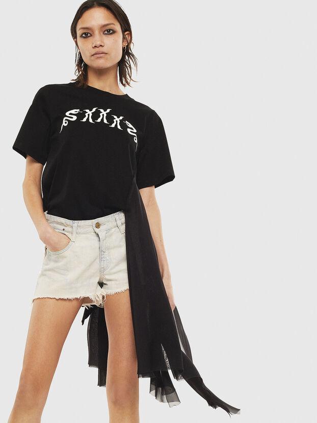 T-SETH, Negro - Camisetas