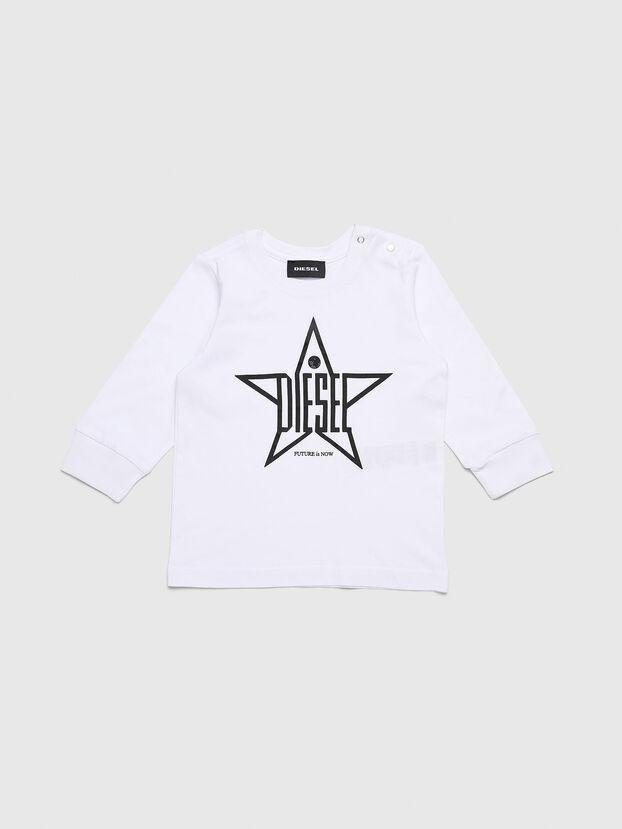 TDIEGOYHB-ML, Blanco - Camisetas y Tops