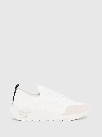 Diesel - S-KBY STRIPE, Blanco - Sneakers - Image 1