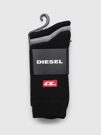 Diesel - SKM-RAY-THREEPACK, Multicolor - Calcetines - Image 2