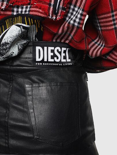 Diesel - L-BRYA, Negro - Faldas - Image 3