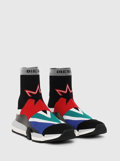 Diesel - H-PADOLA HIGH SOCK, Multicolor - Zapatillas - Image 2
