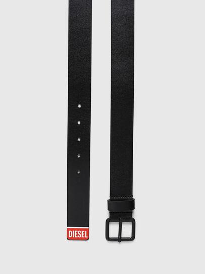 Diesel - B-TRED, Negro - Cinturones - Image 3