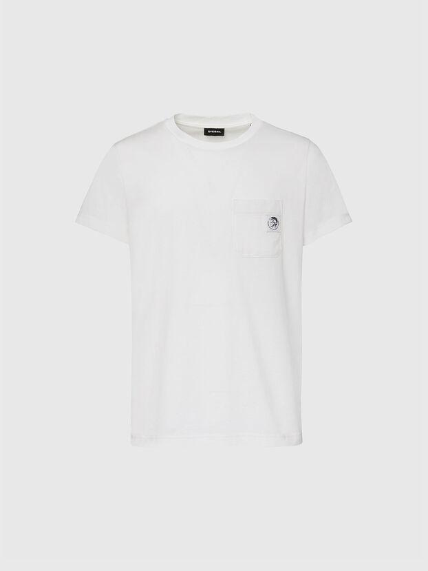 T-WORKY-MOHI, Blanco - Camisetas