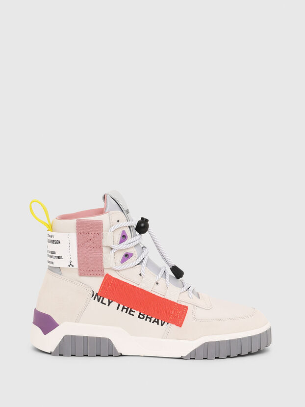 S-RUA MID SP W, Blanco - Sneakers